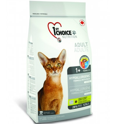 1st Choice Adult Hypoallergenic Grain Free