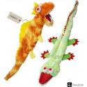 Plüüsist mänguasi koerale FUNKY AMPHI, täidiseta, krabisev