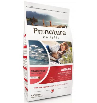 Pronature Holistic ASIATÒ - teraviljavaba kuivtoit kassidele
