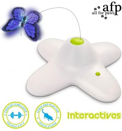 5200aa62ebf Interaktiivne mänguasi kassile Flutter Bug (AFP)