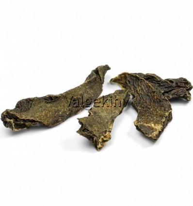 Veise süda - naturaalsed koeranäksid, kuivatatud koeramaius - veisesüda