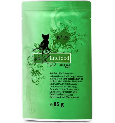 Classic N°23 VEISE- ja PARDILIHAGA (70%), teraviljavaba kassieine kotike (Catz Finefood)