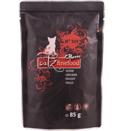 Purrrr N°103 KANALIHAGA (70%), teraviljavaba kassieine kotike (Catz Finefood)