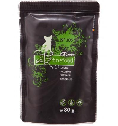 Purrrr N°105 LÕHEGA (70%), teraviljavaba kassieine kotike (Catz Finefood)