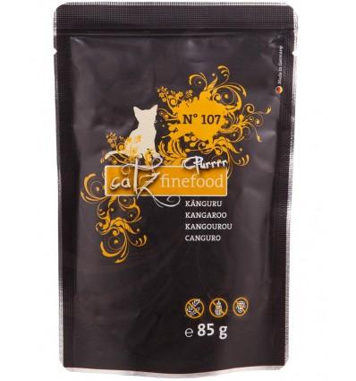 Purrrr N°107 KÄNGURULIHAGA (70%), teraviljavaba kassieine kotike (Catz Finefood)