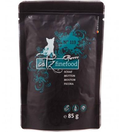 Purrrr N°113 TÄISEALISE LAMBA LIHAGA (70%), teraviljavaba kassieine kotike (Catz Finefood)