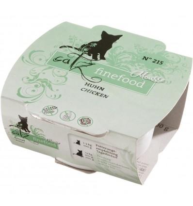 Mousse N°215 KANALIHA VAHT, teraviljavaba kassieine kausike (Catz Finefood)
