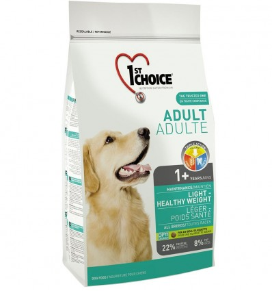 1st Choice Adult Light-Healthy weight - koerale