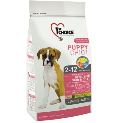 1st Choice Puppy Sensitive Skin & Coat - koerale
