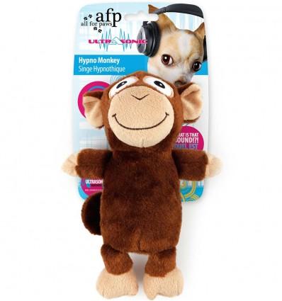 Ultraheliga pehme mänguasi koerale Hypno Monkey (AFP - Ultrasonic)