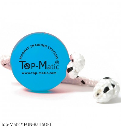 Top-Matic FUN-Ball Soft, magnetpall koera treenimiseks