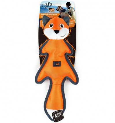 Mänguasi koerale Ballistic Rumbler Fox (AFP - Outdoor Dog)