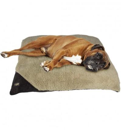 Pesa koerale Pillow Bed pruun (AFP - Lamb)