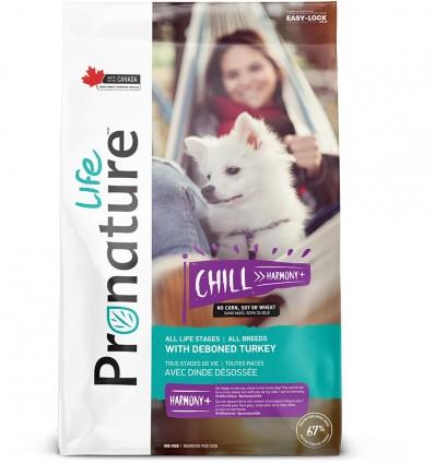 Pronature Life CHILL kuivtoit koertele, kalkunilihaga