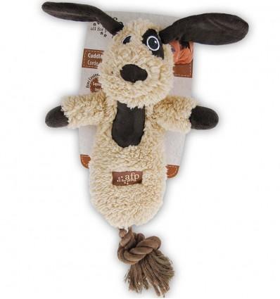 Mänguasi koerale Cuddle Rope - koer/lammas/hobune (AFP - Lamb)