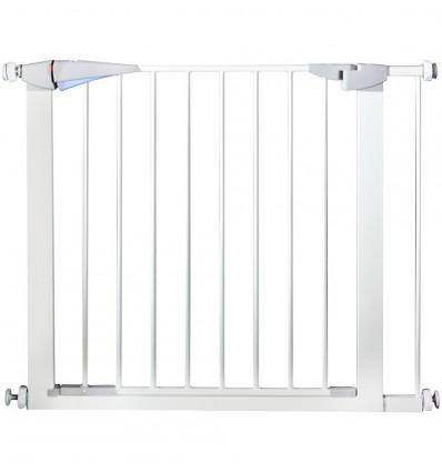 Takistuspiire väravaga, koera liikumisruumi piiramiseks, kõrgus 75 cm (Pawise)