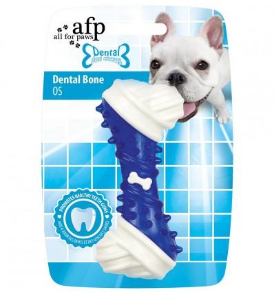 Hambaid ja igemeid hooldav mänguasi koerale Dental Bone (AFP - Dental Dog Chews)