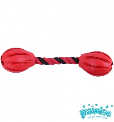 Mänguasi koerale Rubber Dumbell (Pawise)
