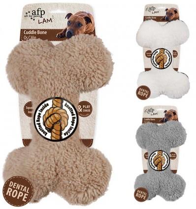 Mänguasi koerale Cuddle Plush Bone (AFP - Lamb)