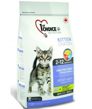 1st Choice Kitten Healthy Start