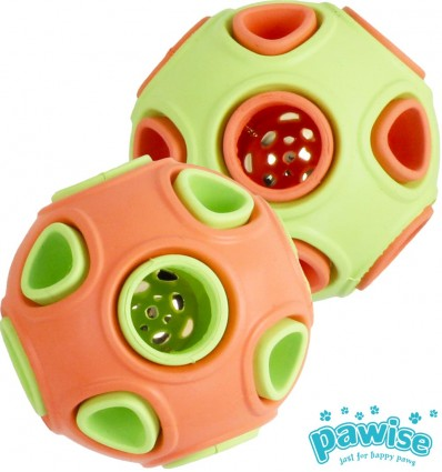 Mänguasi koerale Rubber Jingle Ball (Pawise)