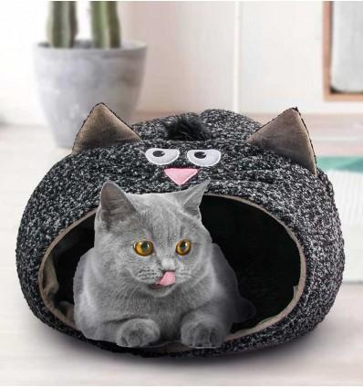 Pesa kassile, hall Nest Cat Bed (AFP - Lifestyle 4 Pets)